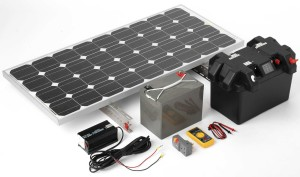 Batch#3853 Kits solares