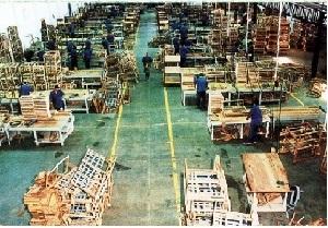 fábrica de sofás